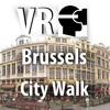 VR Brussels City Walk - Virtual Reality 360