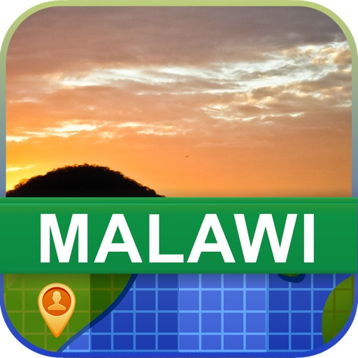 Offline Malawi Map - World Offline Maps