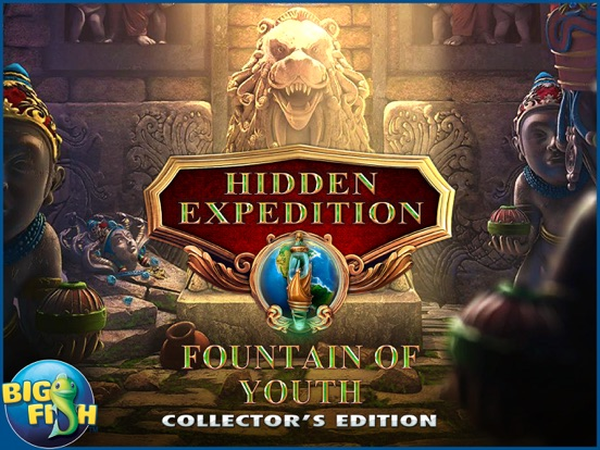 Hidden Expedition: The Fountain of Youth screenshot 10