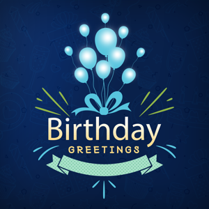 Happy Birthday Greetings, Wishes, Emojis, Text2pic app