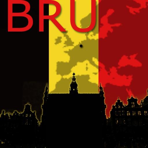 布魯塞爾地圖