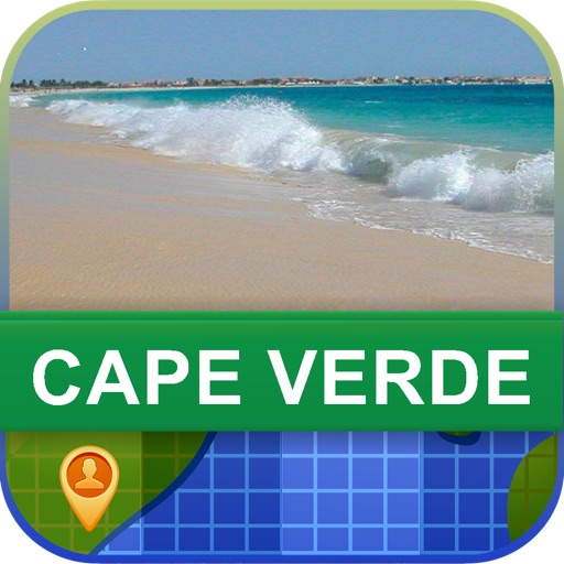 Offline Cape Verde Map - World Offline Maps