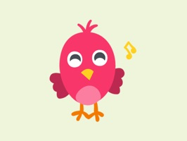 Cute Birddy for iMessage