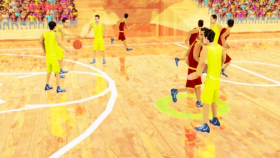 Ultimate Basketball Stars! Lite - Real Basketball Simulator screenshot three