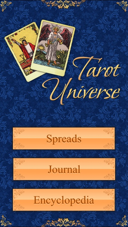 Tarot Universe - Tarot Card Reading