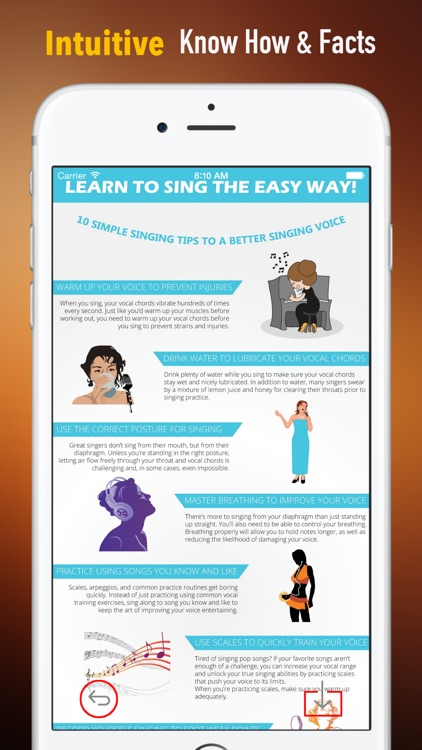 Singing Tips:New Approach and Sight Singing