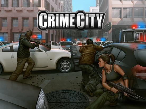 Crime City-ipad-0