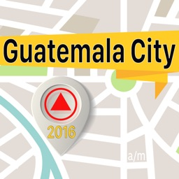 Guatemala City Offline Map Navigator and Guide