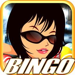 Racing Bingo Rush - Ace Las Vegas Big Trophy Win Bonanza