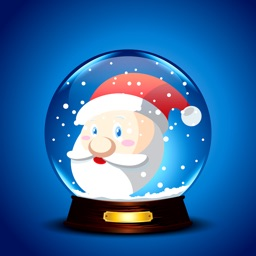 Free Animated Snow Globe For Christmas