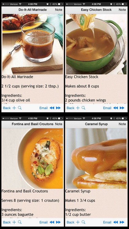Gravy and Sauce Recipes