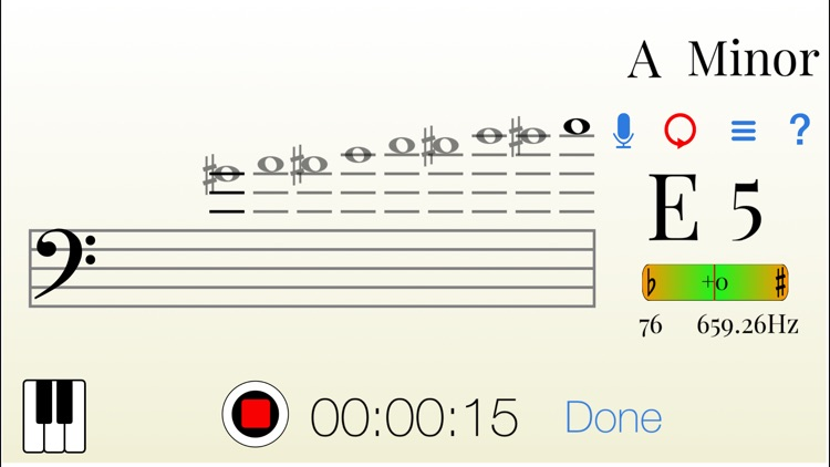 Magic Stave Midi Recorder screenshot-4