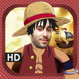 Anime Face Maker for One Piece Sticker Camera HD -  Luffy Manga Otaku