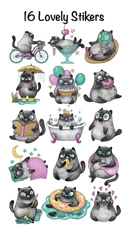Matilda Stickers