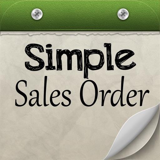 Simple Sales Order