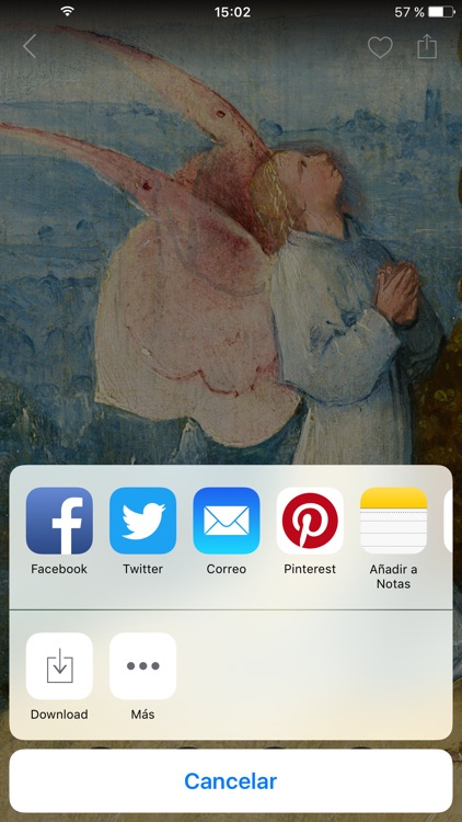 Second Canvas Museo del Prado Bosch screenshot-4