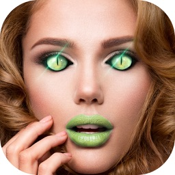 Animal Eyes Maker – Cool Beast Eye Color Changer with Funny Face Montage Maker Free