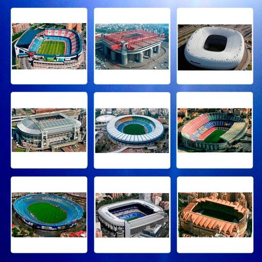 Identify Soccer Stadiums
