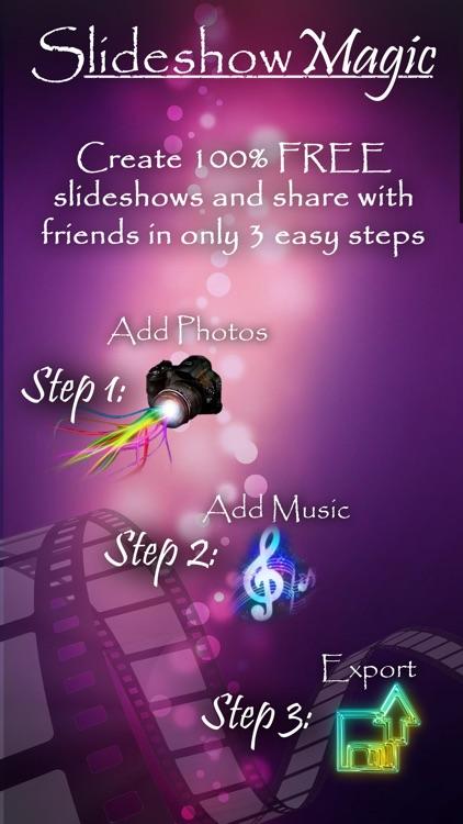 Slideshow Magic- Free Slideshow Maker with Music