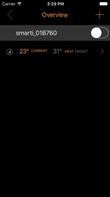 Smarti Thermostat