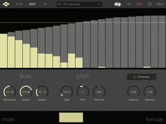 Inter-App (IAA) Vocal Effect Apps for iOS (12)