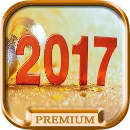 Happy New Year 2017 Best greeting cards - Premium