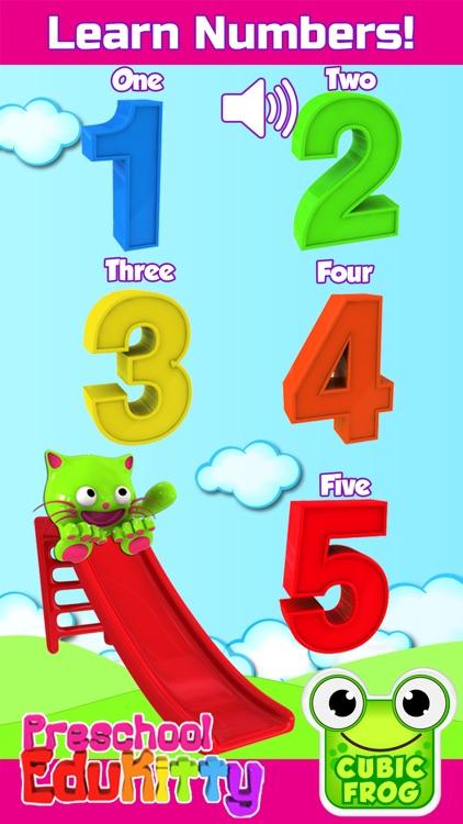 Toddler Educational Learning Games-EduKitty Free