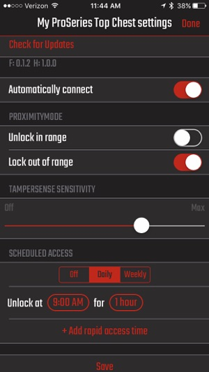 Craftsman Smart Lock Toolbox on the App Store