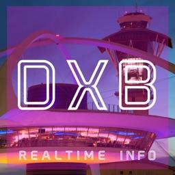 DXB APP - Realtime Info - DUBAI INTL AIRPORT