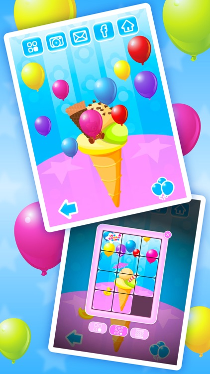 Ice Cream Kids - Dessert Cooking Game (No Ads) screenshot-4