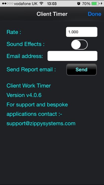 ClientTimer screenshot-3