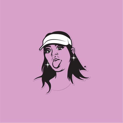 Charli XCX - Sticker Pack