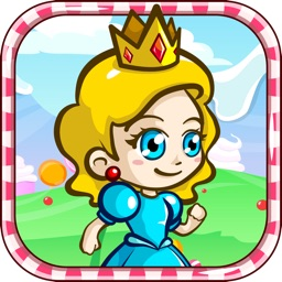 Candy Queen Adventures - Awesome Running Jumping Game
