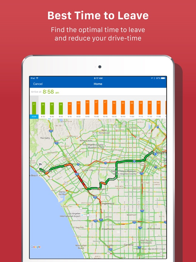 INRIX Traffic on the App Store