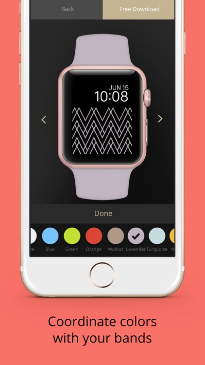 Facely — Free wallpapers for your Apple watch screenshot-4