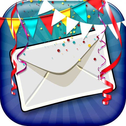 Custom Invitation Maker - Greeting eCard Templates