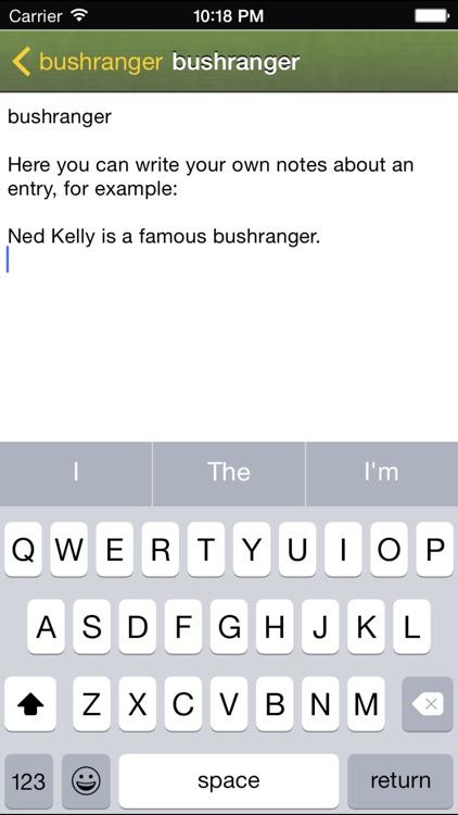 Macquarie Concise Australian Dictionary screenshot-4