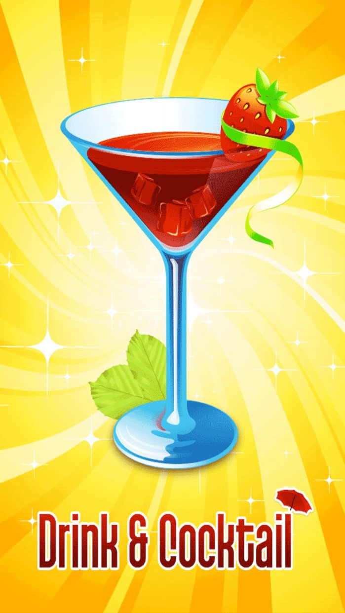 8,500+ Drink Recipes Screenshot