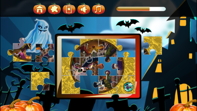 Halloween Jigsaw Puzzle screenshot three