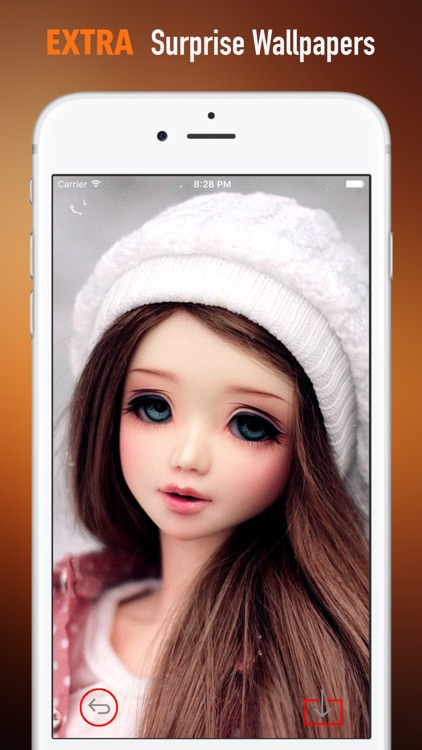 Blythe Doll Wallpapers HD: Art Pictures screenshot-2