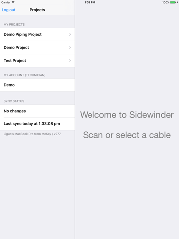 Sidewinder - Cable Installation Management - náhled
