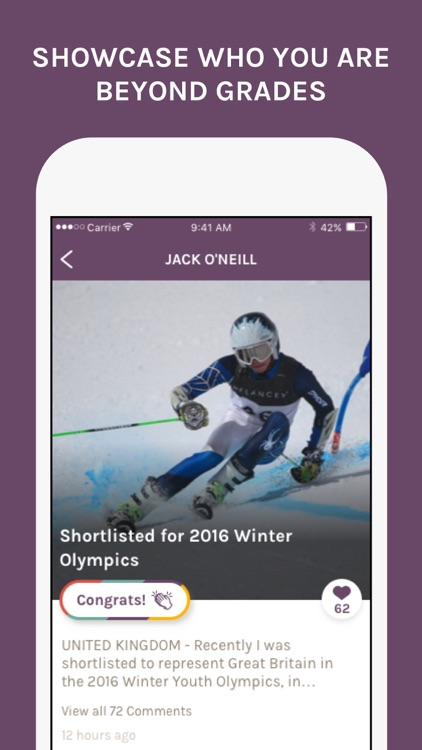 Goodwall - Social network for high school students