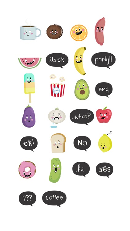 Funny Foods!