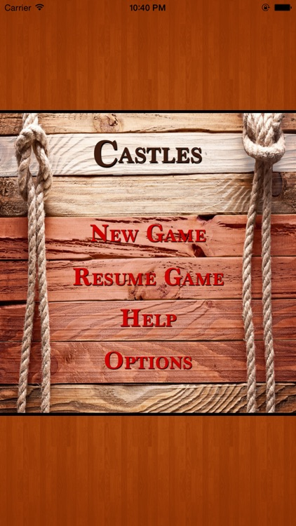 Castles Board Game