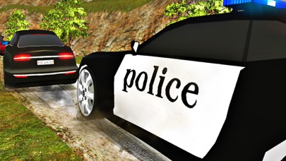 真正的城市警车驾驶犯罪追逐3D App 截图