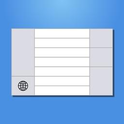 FixedBoard - Keyboard for Fixed Phrase