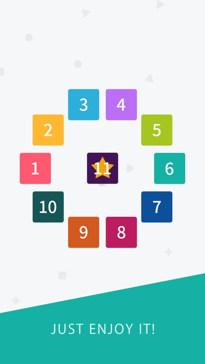 Can you get 11 - Simple fun puzzle free game