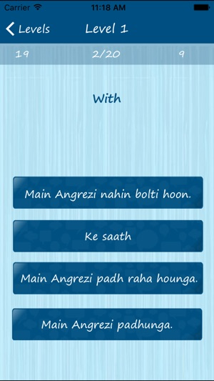 Learn Hindi Quickly on the App Store