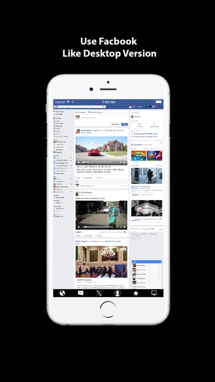 Lite For Facebook screenshot-4