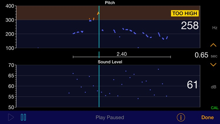 Sonneta Voice Monitor screenshot-1